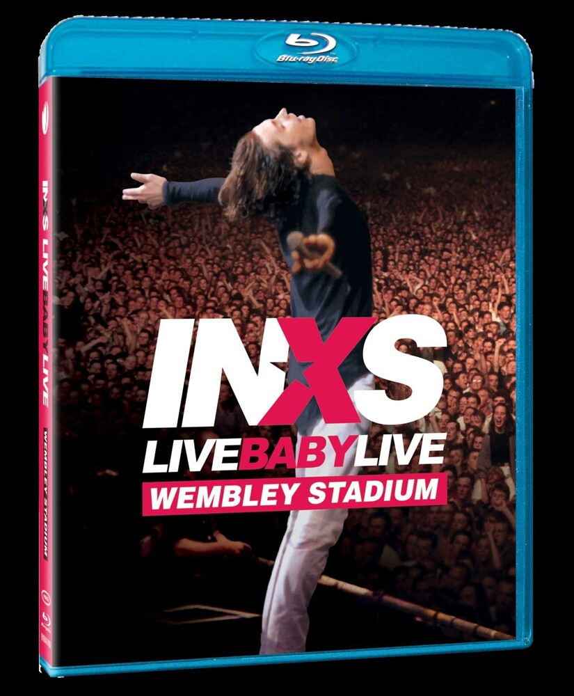 INXS - Live Baby Live - Live At Wembley Stadium [Blu-ray]