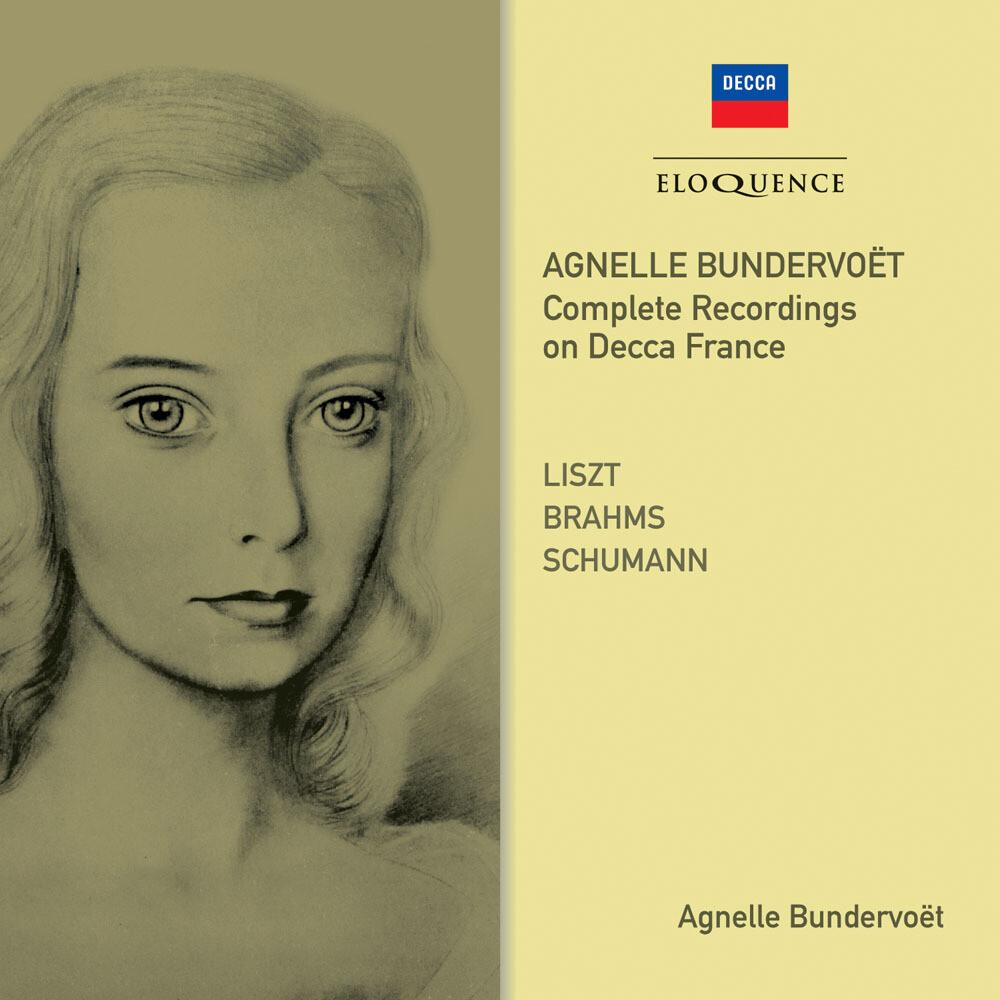 Agnelle Bundervoet - Agnelle Bundervoet: Complete Recordings On Decca