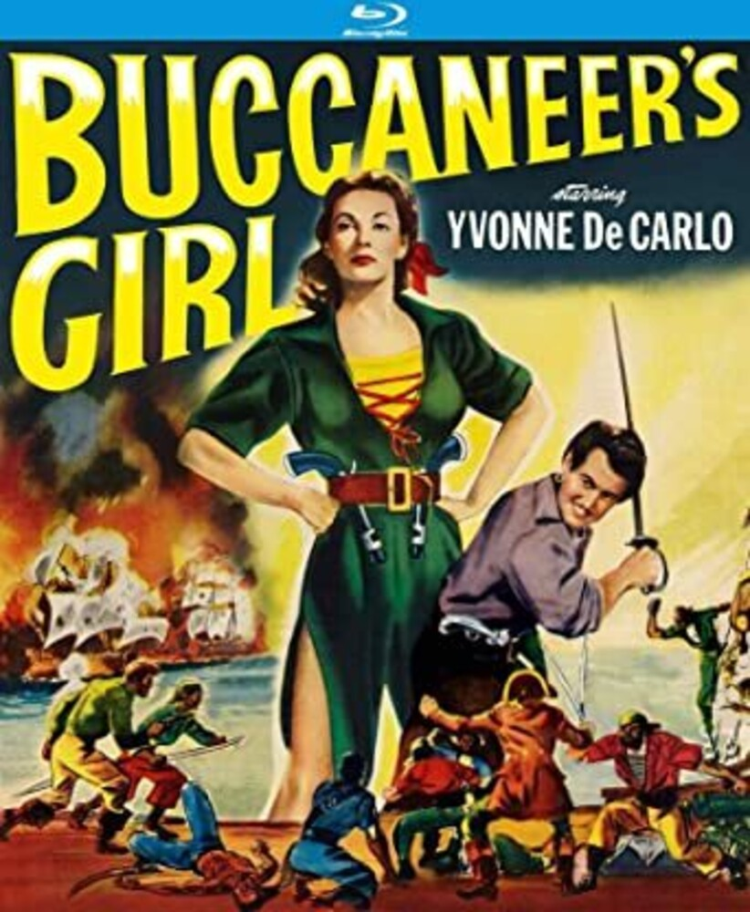 - Buccaneer's Girl (1950)
