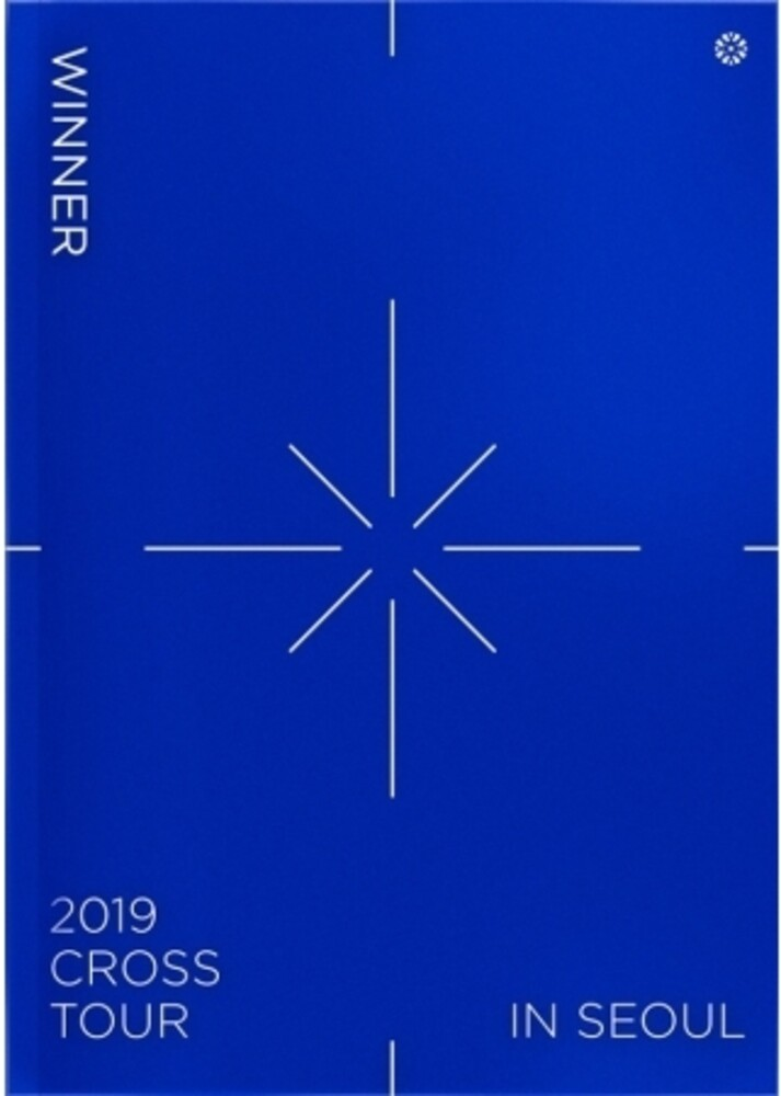 - Winner 2019 Cross Tour In Seoul (3pc) / (Post)