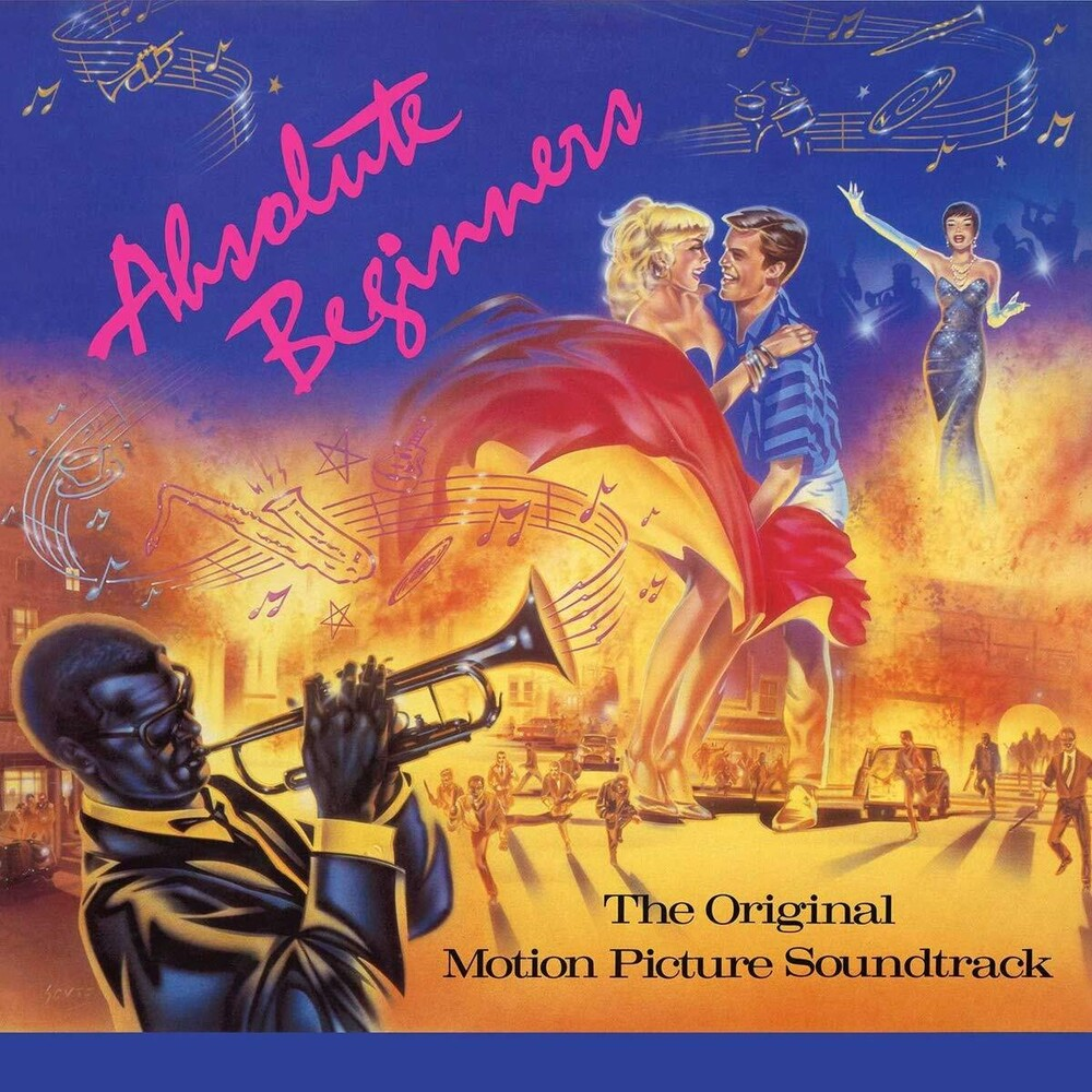 Absolute Beginners / OST Uk - Absolute Beginners / O.S.T. (Uk)