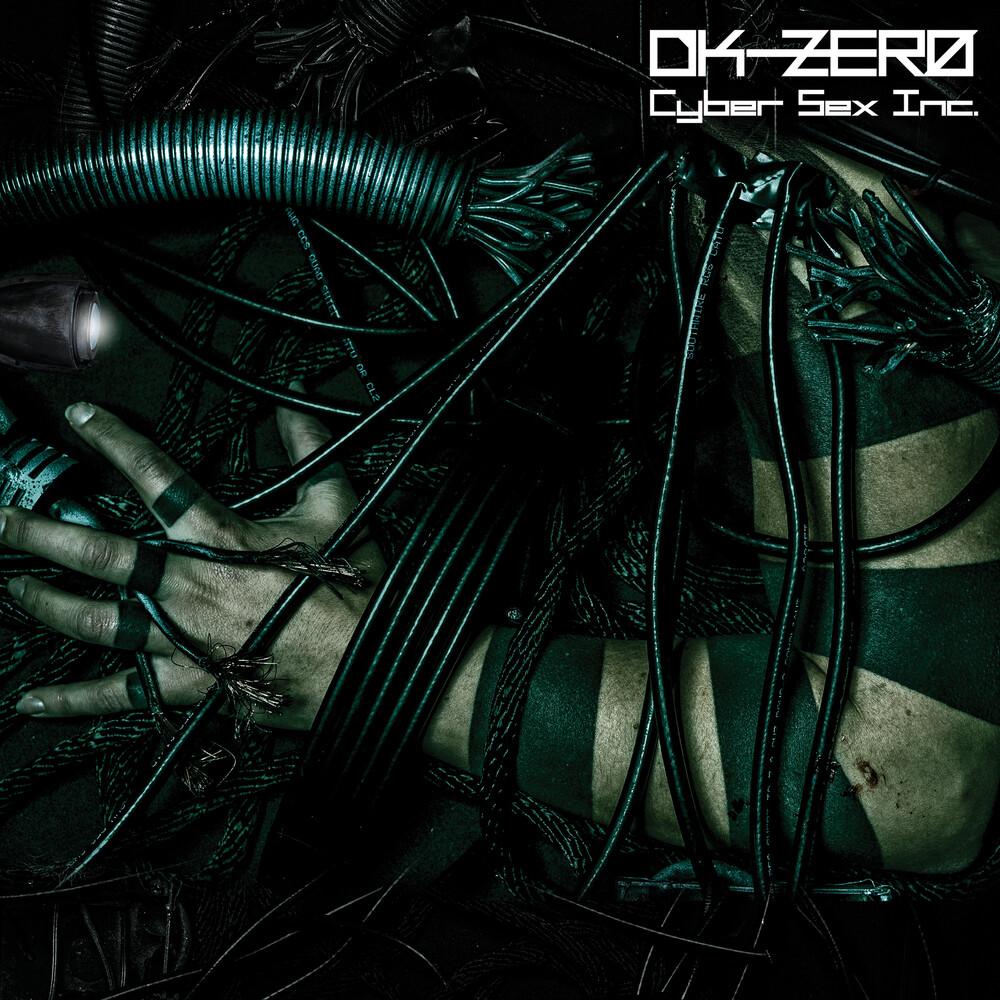 DK-Zero - Cyber Sex Inc. [Clear Vinyl] (Grn)