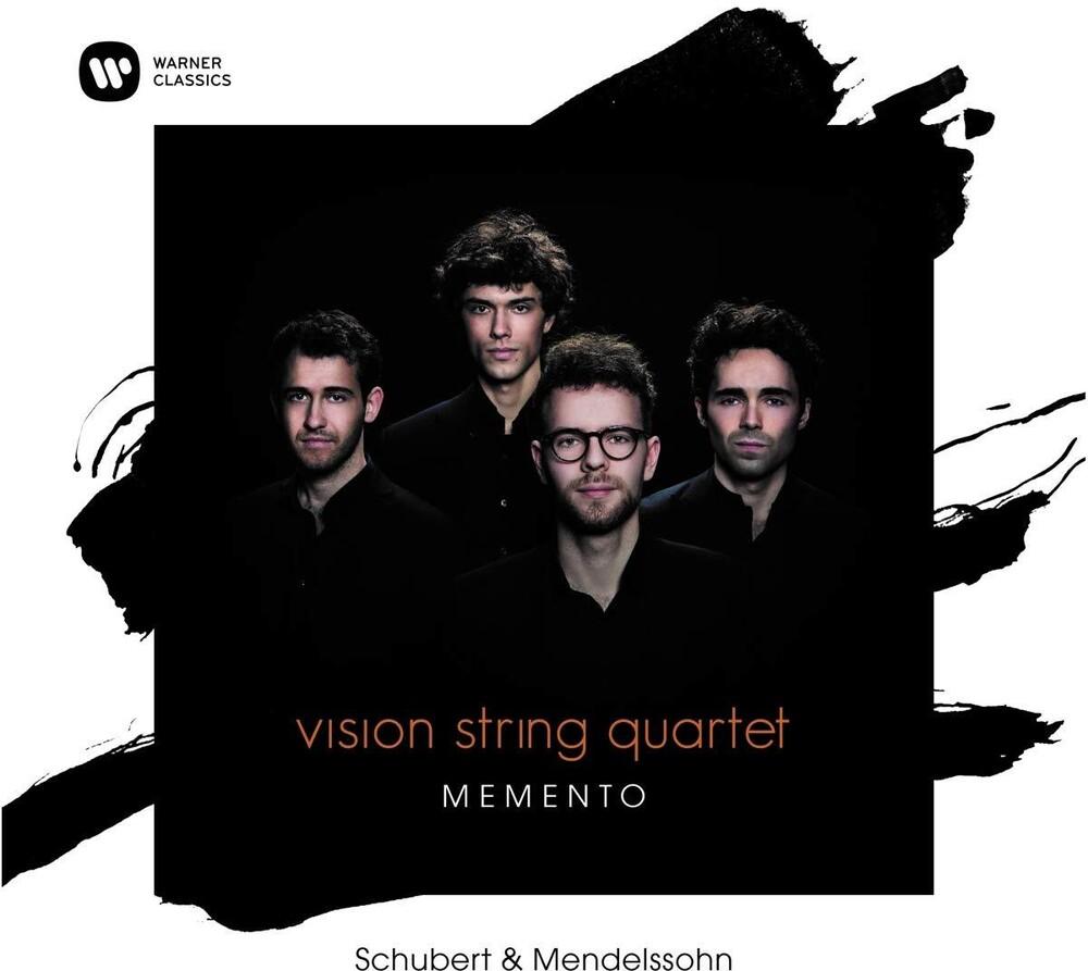 vision string quartet - Memento [Digipak]