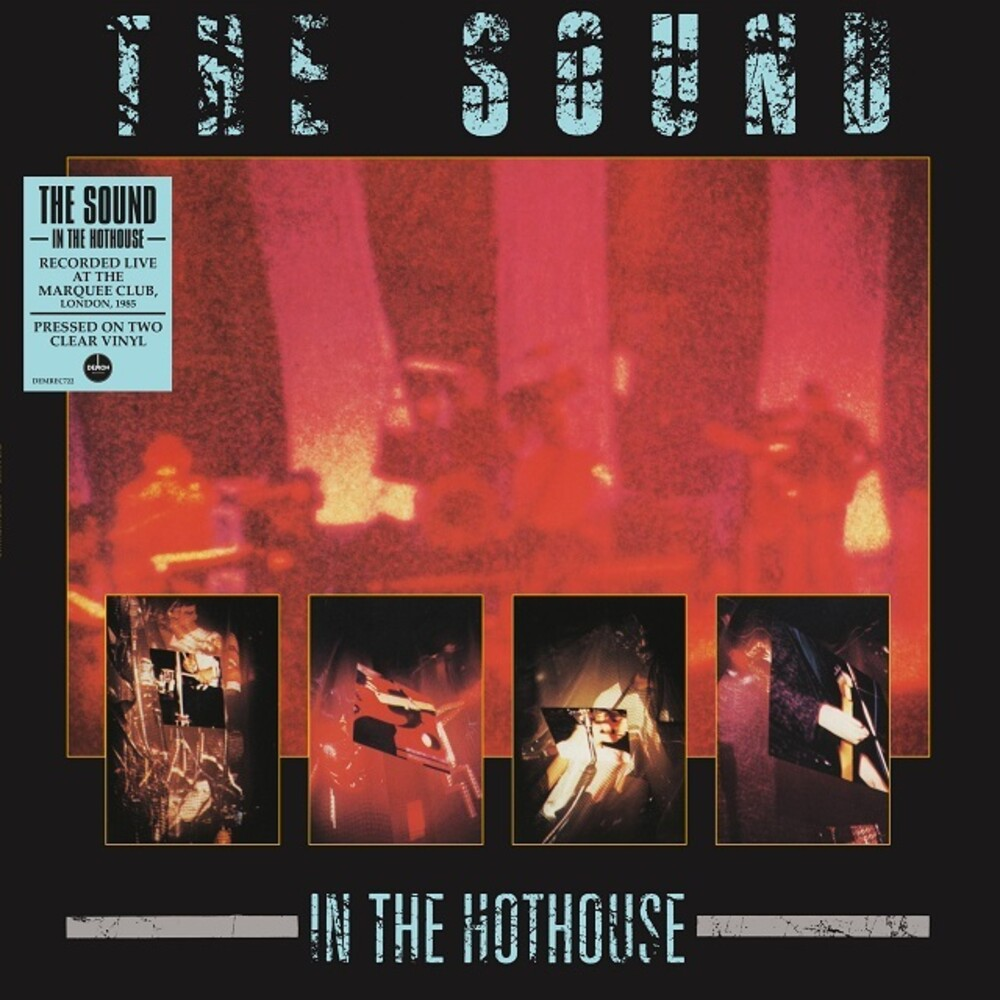 Sound - In The Hothouse [Clear Vinyl] (Uk)