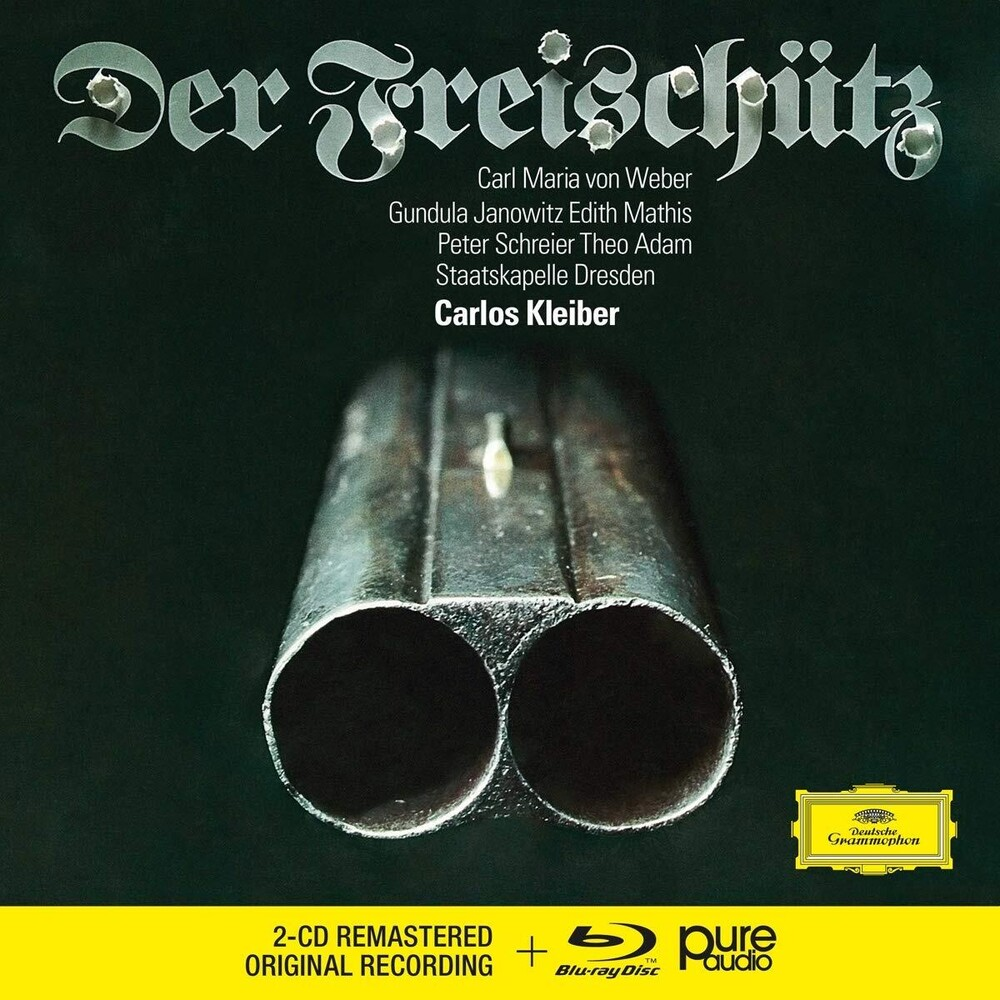Staatskapelle Dresden - Weber Der Freischutz (Wbr) (Can)