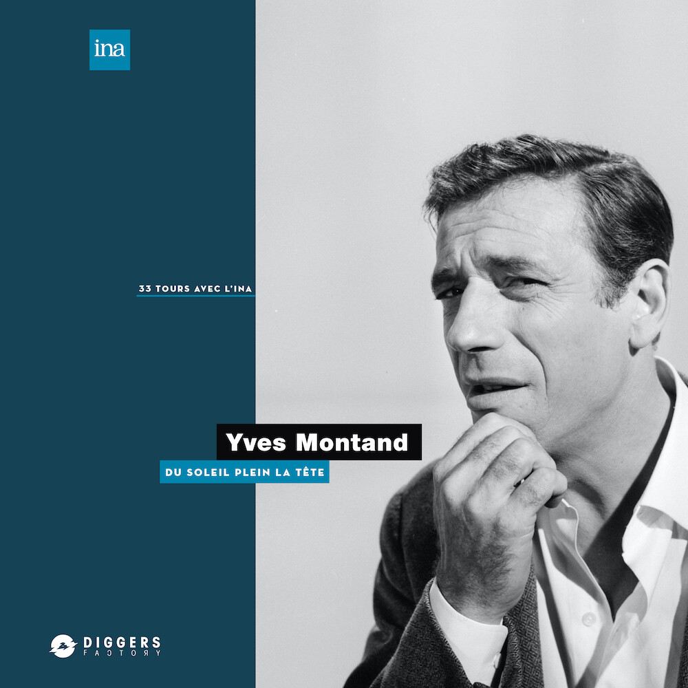 Yves Montand - Du Soleil Plein La Tete