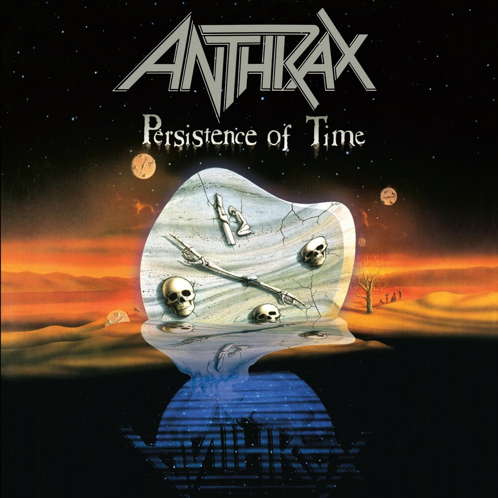 Anthrax - Persistence Of Time: 30th Anniversary Edition [4LP]