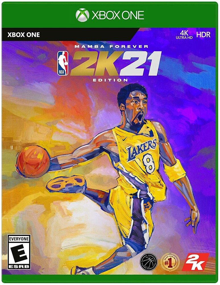 - NBA 2K21 Mamba Forever Edition for Xbox One