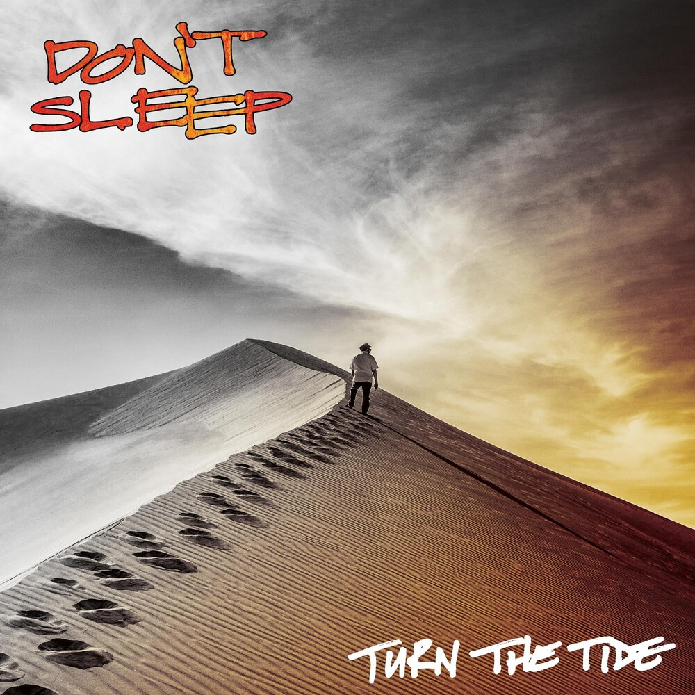Dont Sleep - Turn The Tide [LP]