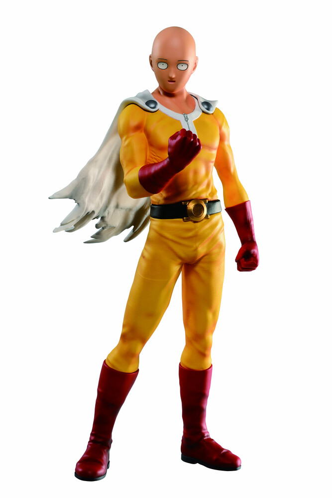 Tamashi Nations - Tamashi Nations - One-Punch Man - Normal Face Saitama, BandaiIchibansho Figure