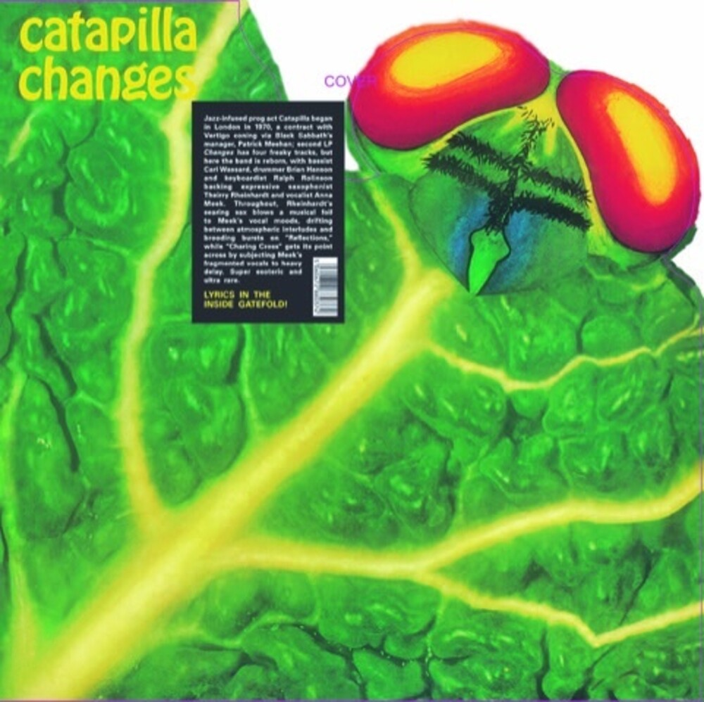 Catapilla - Changes