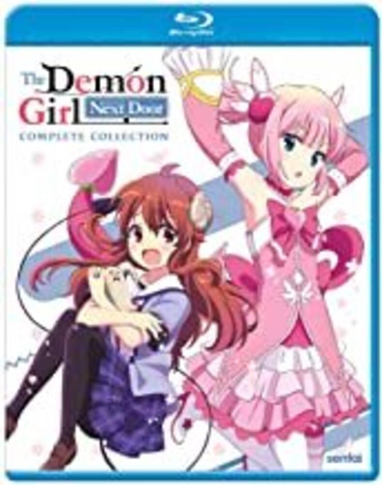 - The Demon Girl Next Door