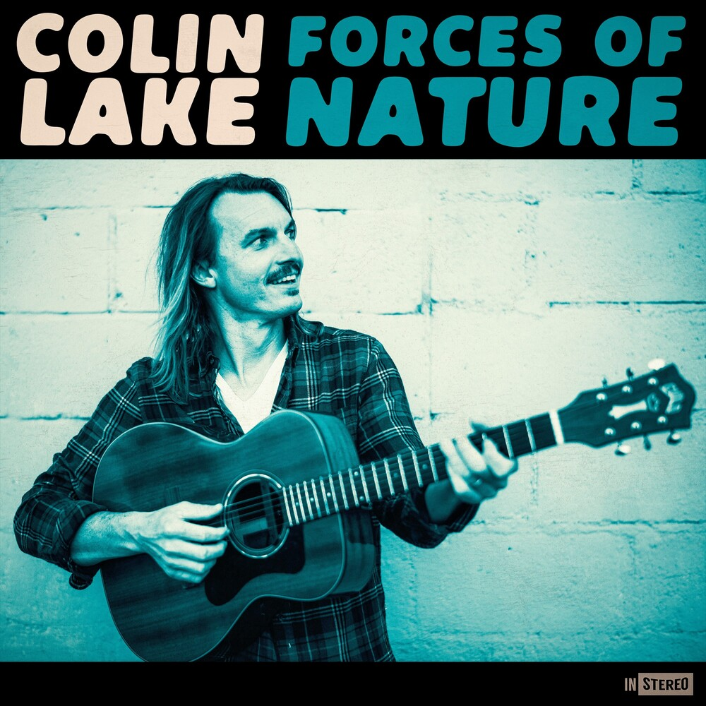Colin Lake - Forces Of Nature