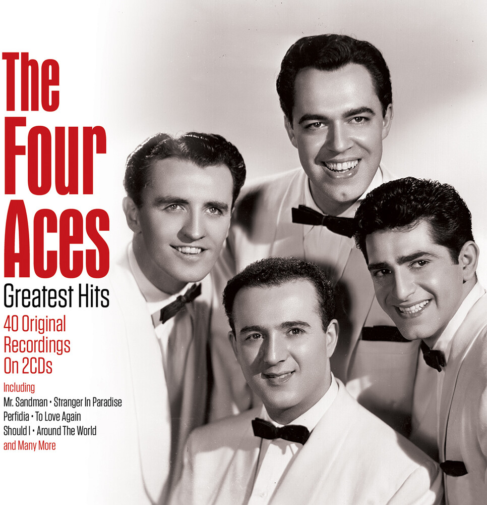 Four Aces - Greatest Hits (Uk)