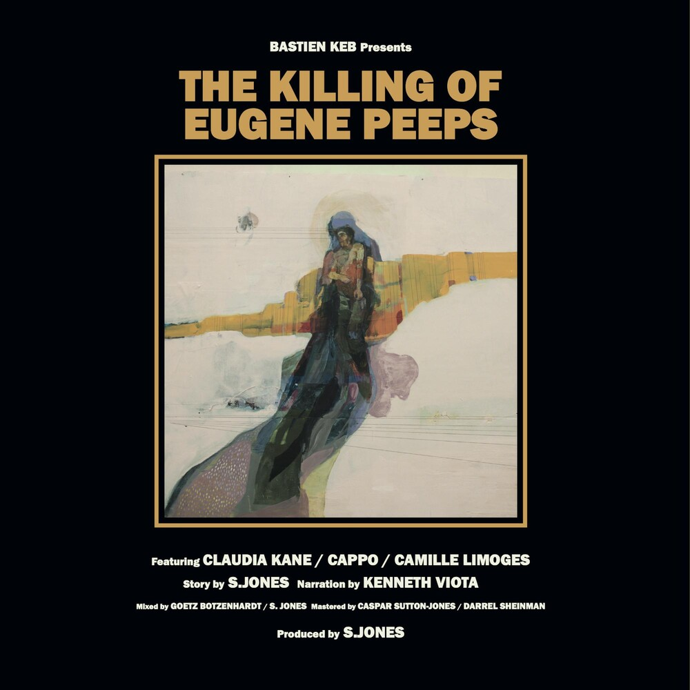 Bastien Keb - The Killing Of Eugene Peeps [Indie Exclusive Limited Edition ECO Edition LP]