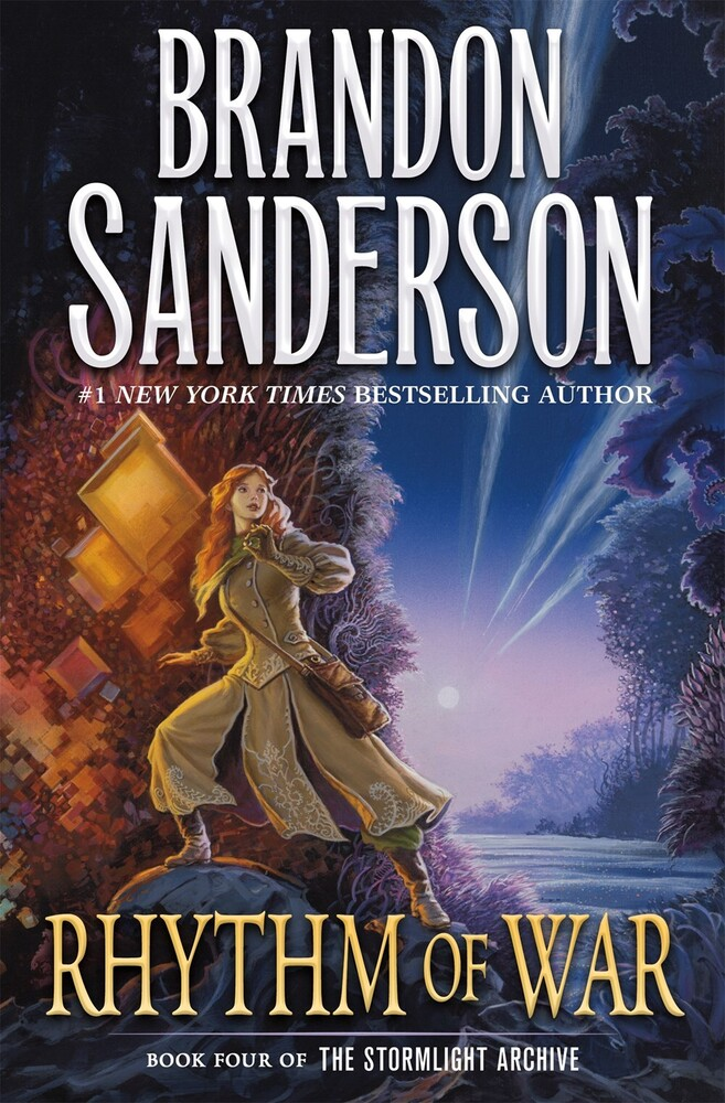 Sanderson, Brandon - Rhythm Of War: Book Four of The Stormlight Archive