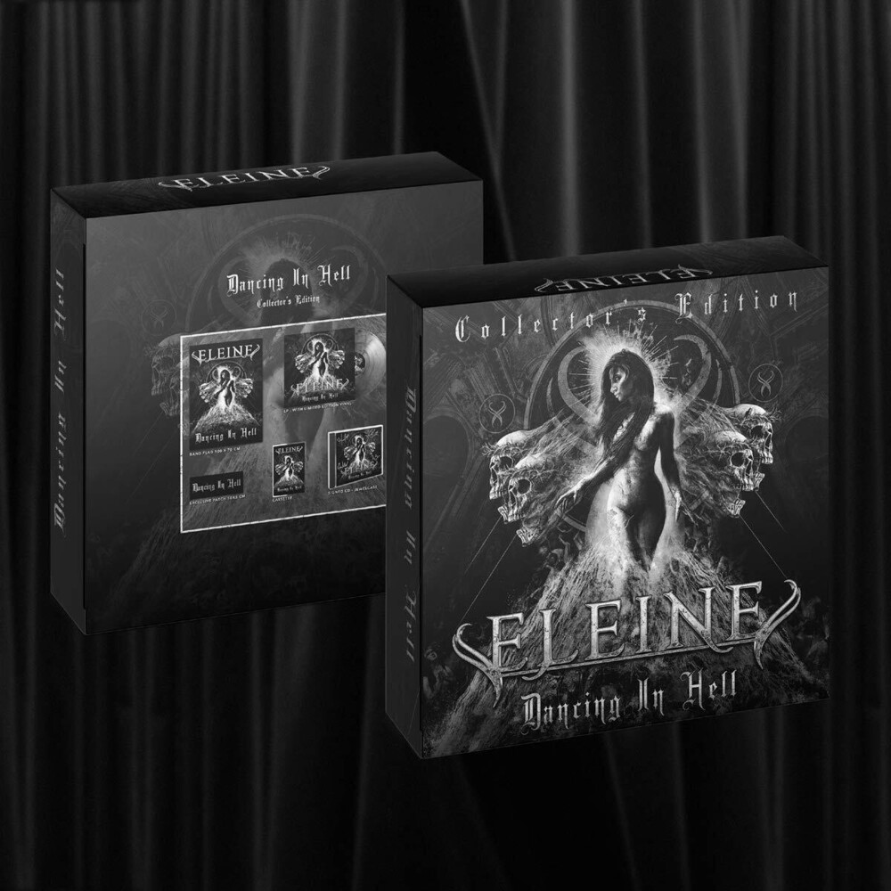 Eleine - Dancing In Hell (Black & White Cover) [Limited Edition Box Set]