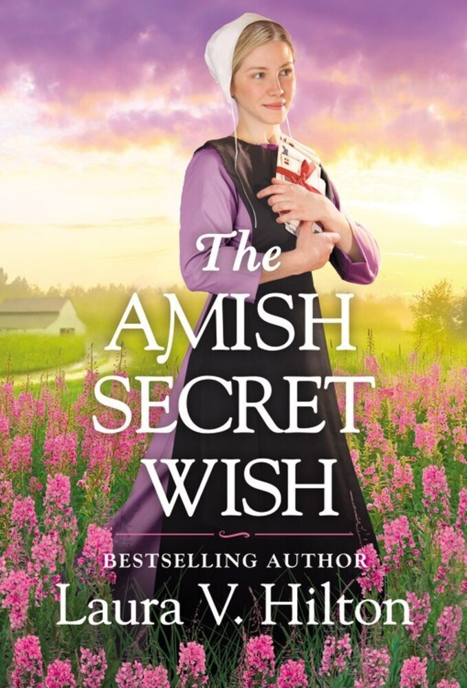 - The Amish Secret Wish: A Hidden Springs Novel