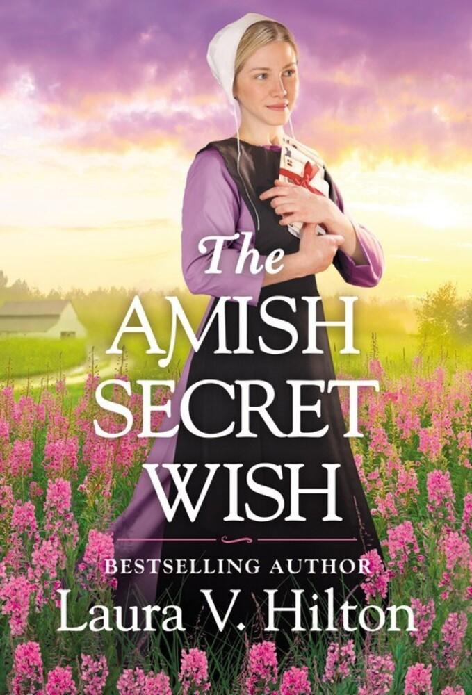 - The Amish Secret Wish: A Hidden Springs Novel
