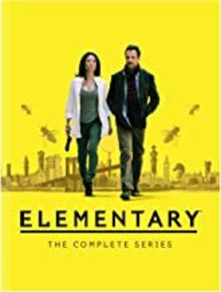 Elementary: Complete Series - Elementary: Complete Series (40pc) / (Box Ac3 Sub)