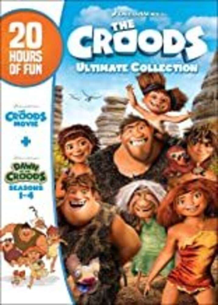 Croods Ultimate Collection - Croods Ultimate Collection (9pc) / (Box)