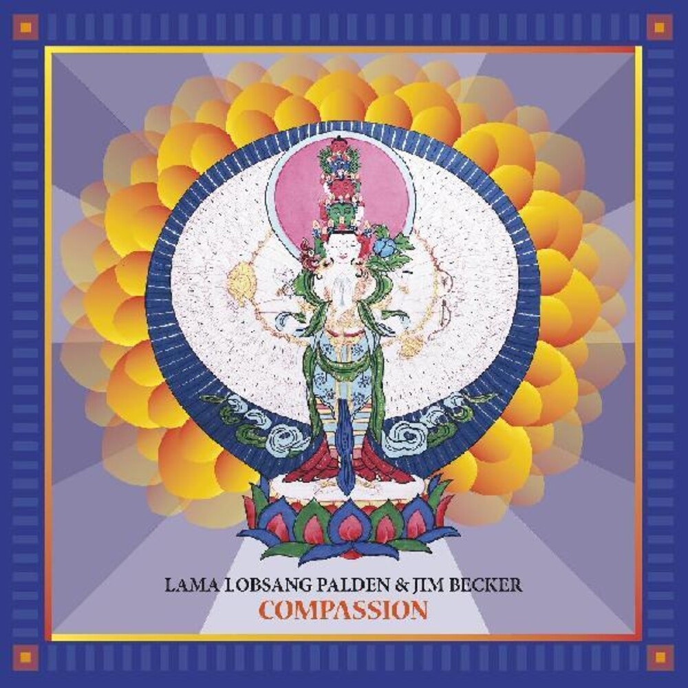 Lama Palden Lobsang & Becker,Jim - Compassion