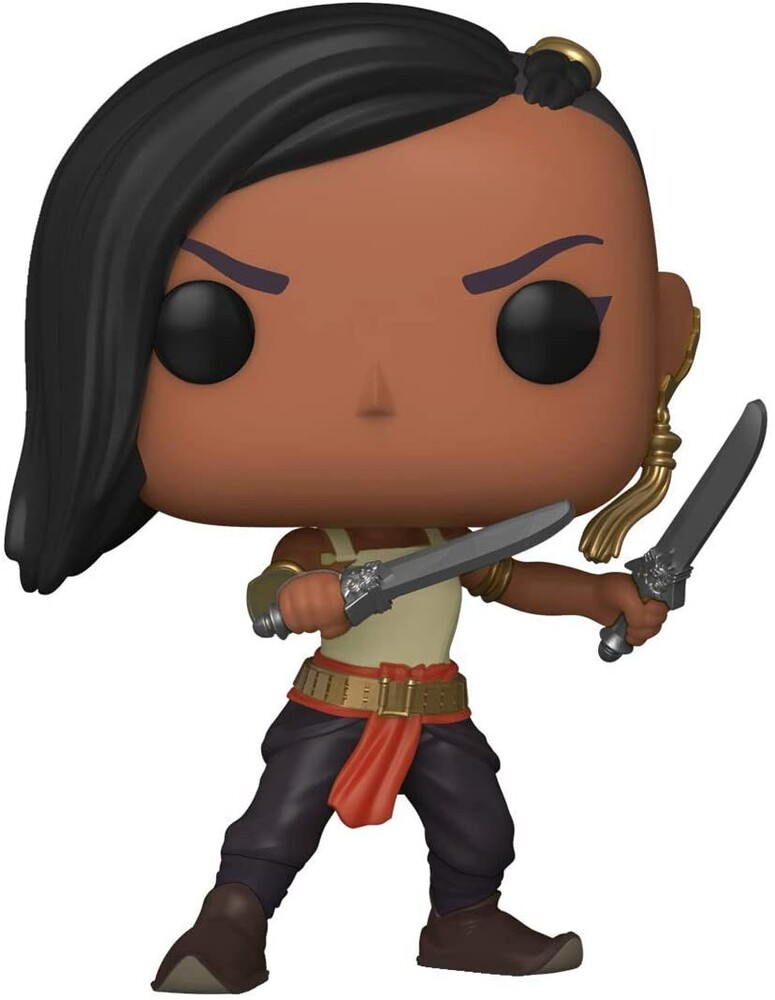 - FUNKO POP! DISNEY: Raya and the Last Dragon - Namari
