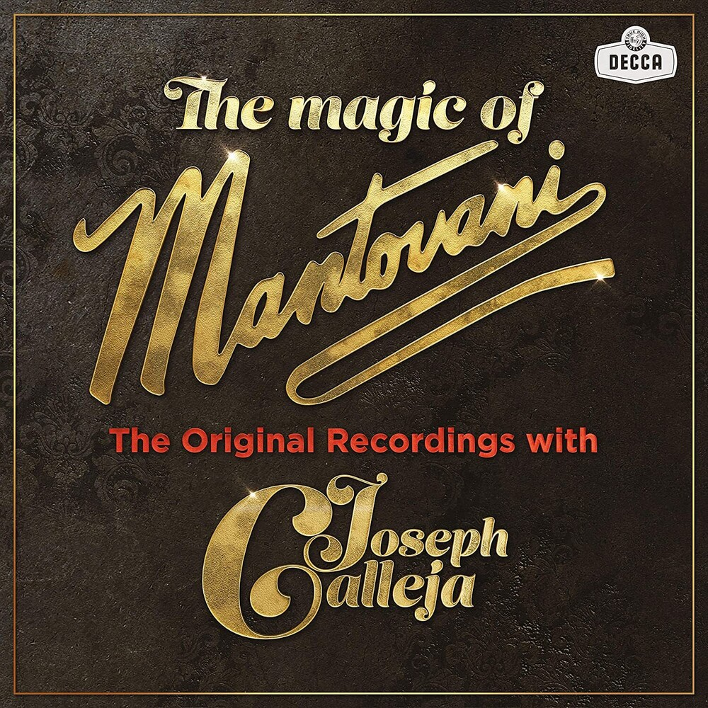 Joseph Calleja - The Magic of Mantovani