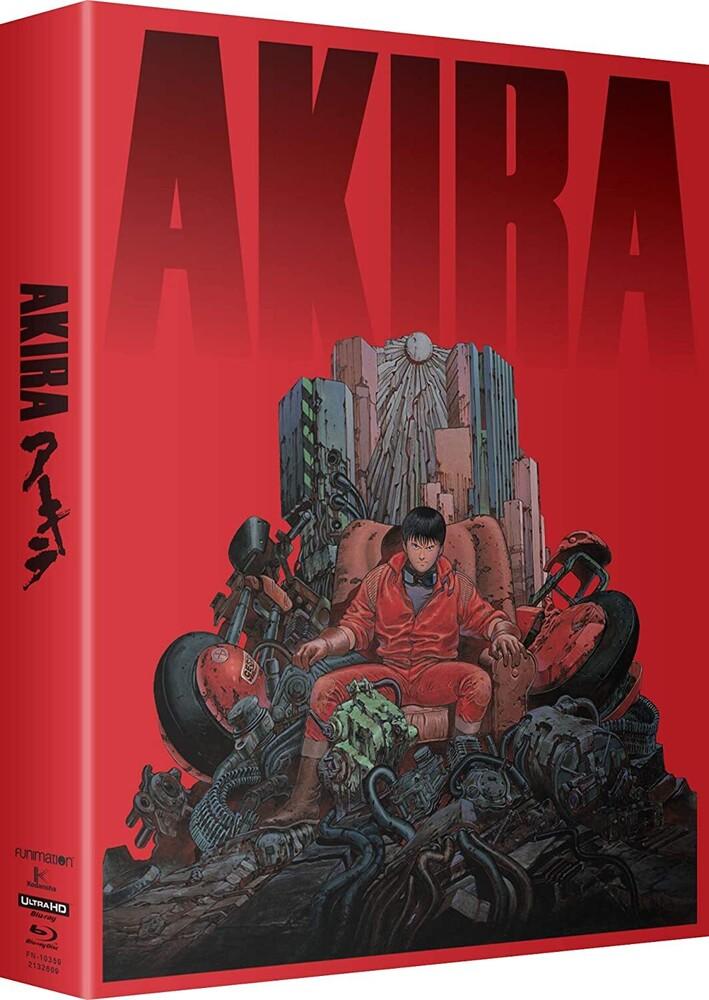 Akira - Akira (3pc) / (4k Ltd Wbr 3pk Sub)