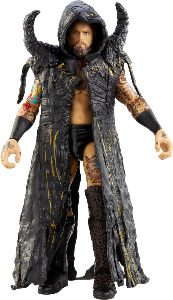 WWE - Mattel Collectible - WWE Elite Figure Aleister Black