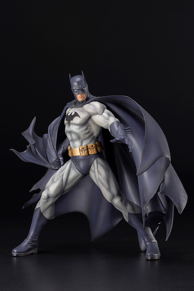 Dc Comics Batman Hush Artfx Statue Renewal Package - Kotobukiya - DC Comics Batman Hush ARTFX Statue (Renewal Package)