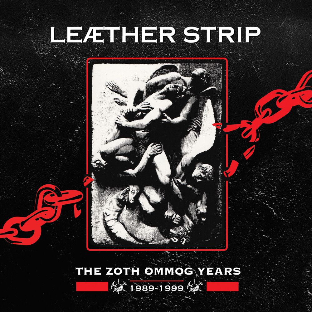 Leaether Strip / Klute - Zoth Ommog Years 1989-1999