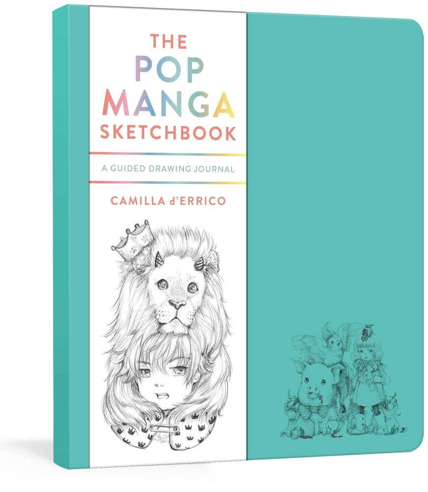 - The Pop Manga Sketchbook