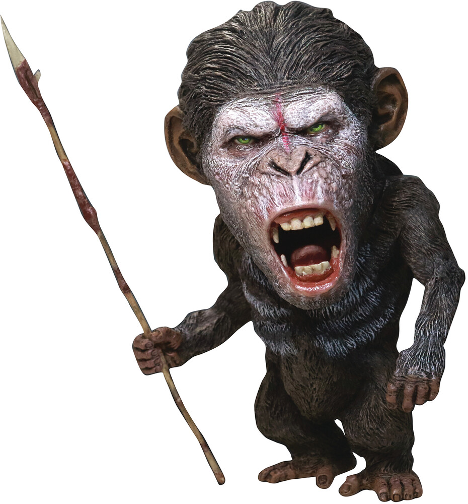 Star Ace Toys - Star Ace Toys - Rise of the Planet of the Apes Caesar V3 Defo RealSoft Vinyl Limited (Net)