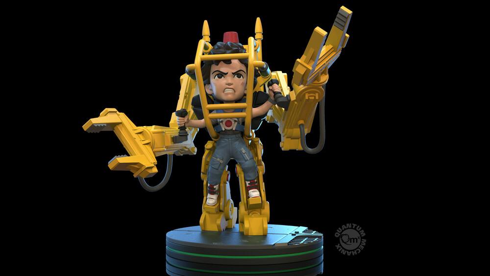 Alien - Ripley Power Loader Q-Fig Elite - Quantum Mechanix QMx - Alien - Ripley Power Loader Q-Fig Elite