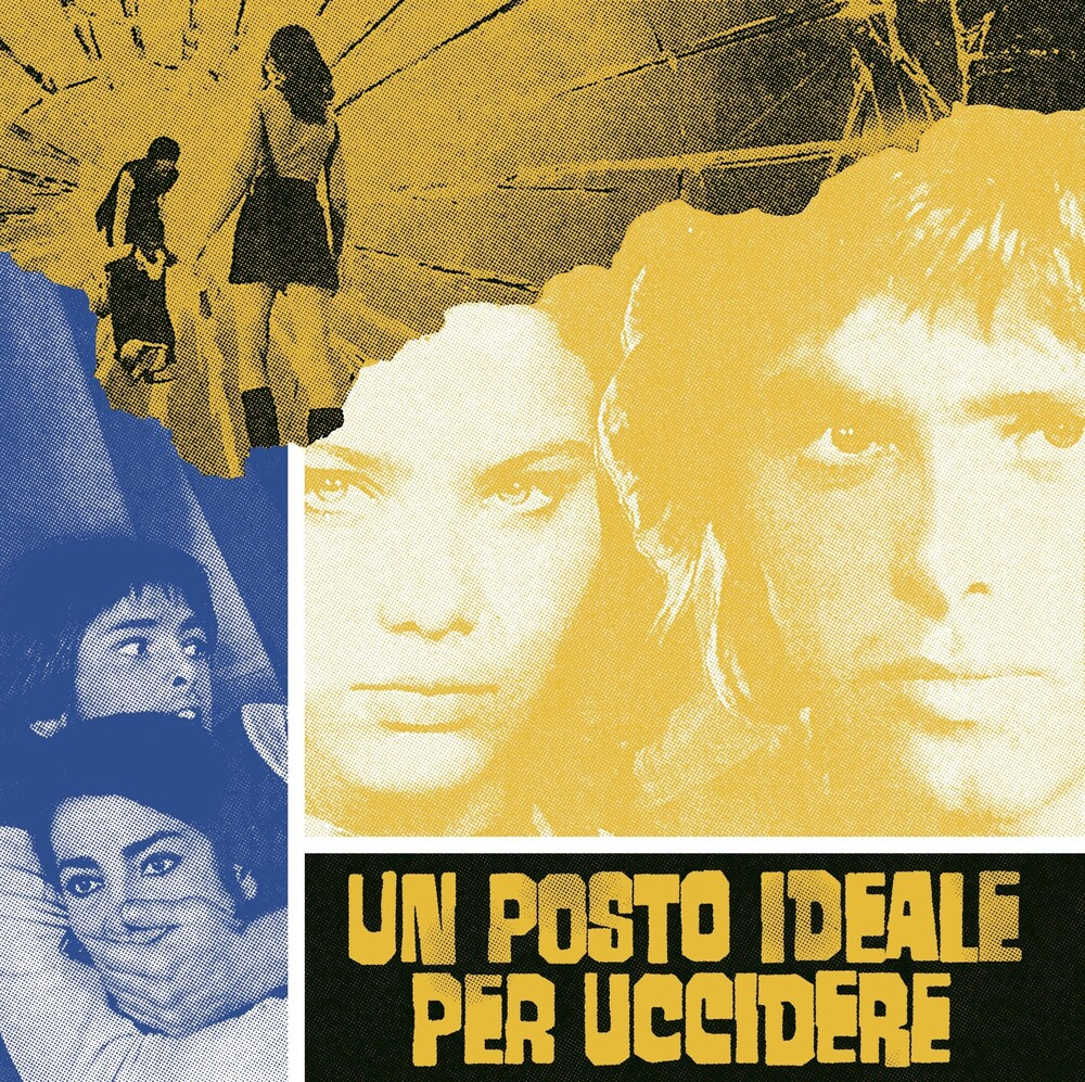 Bruno Lauzi Ita - Un Posto Ideale Per Uccidere (Oasis of Fear) (Original Soundtrack)