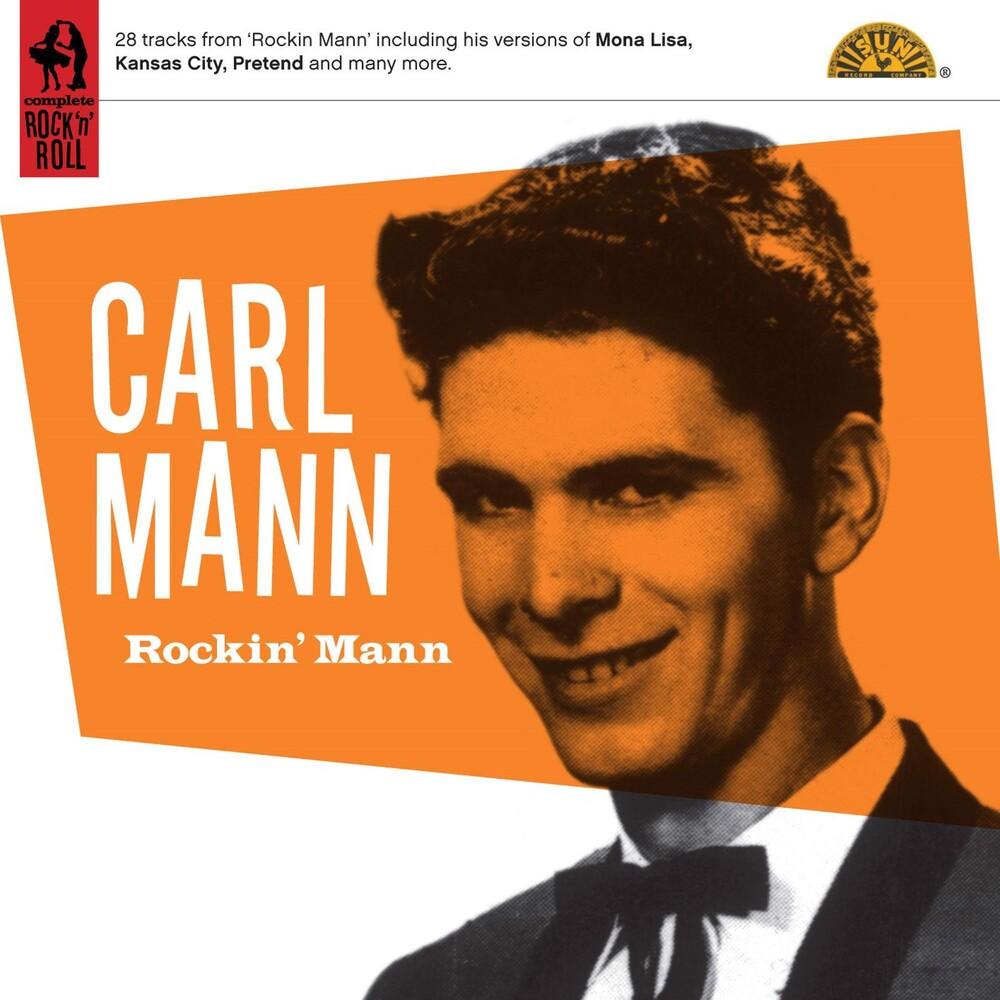 Carl Mann - Rockin' Mann