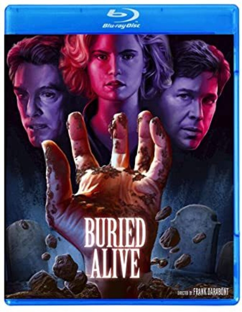 Buried Alive (1990) - Buried Alive