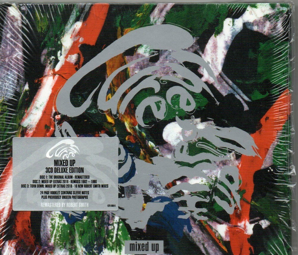 The Cure - Mixed Up (Deluxe Edition) (Remastered 3 CD)