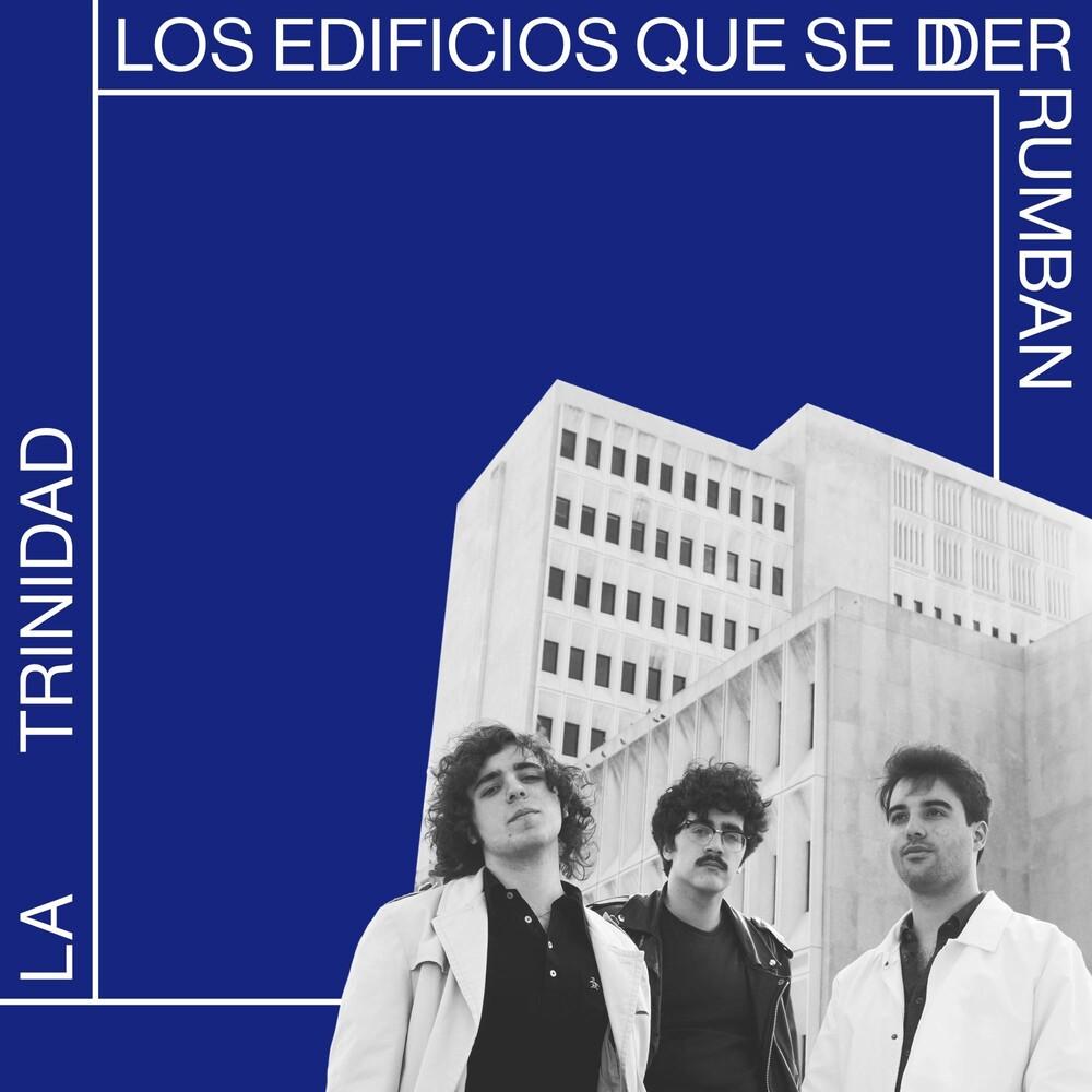 La Trinidad - Los Edificios Que Se Derrumban [Colored Vinyl] (Spa)