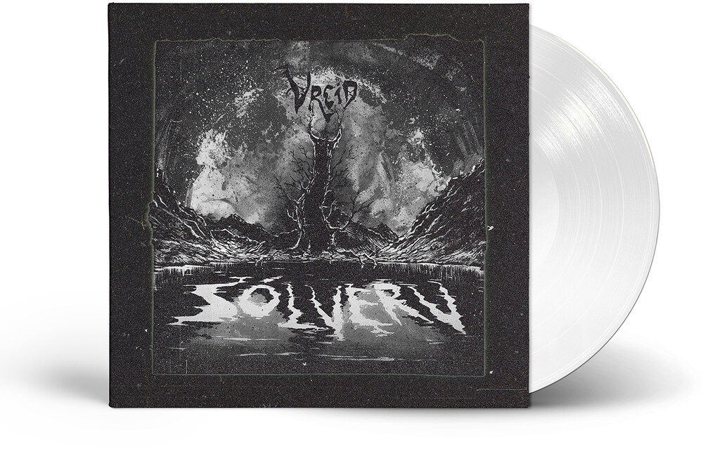Vreid - Solverv (White Vinyl)