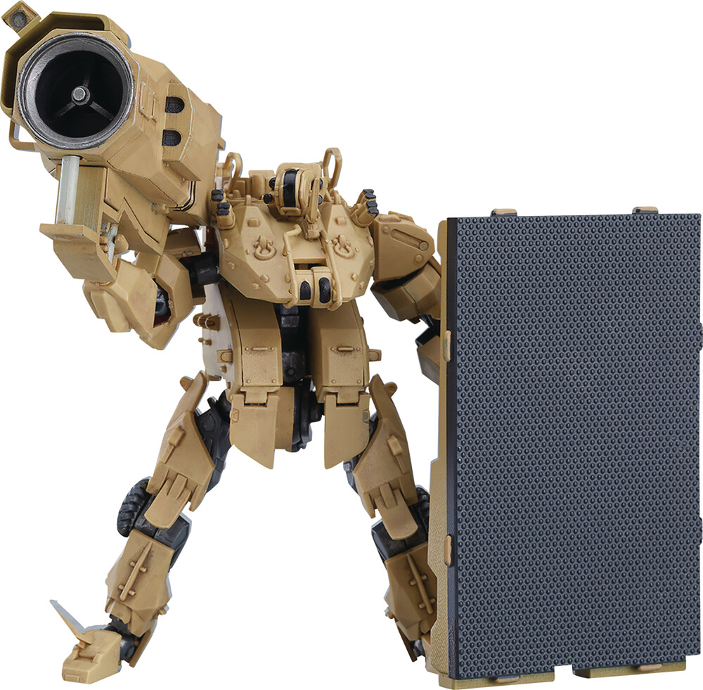 Good Smile Company - Good Smile Company - Obsolete Moderoid Anti-Artillery LaSeries 1/35 Plastic Model Kit