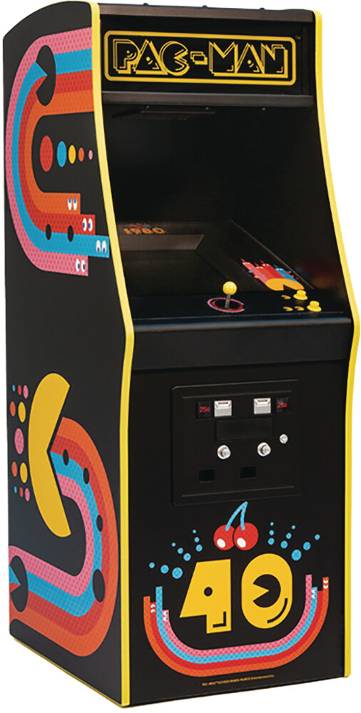 - Numskull - Quarter Arcade Pac-Man 40th Anniversary STD Arcade Machine(Net)