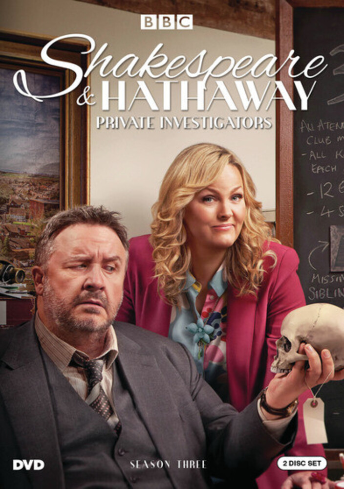 Shakespeare & Hathaway: Private Investigators - Shakespeare & Hathaway: Private Investigators: Season Three