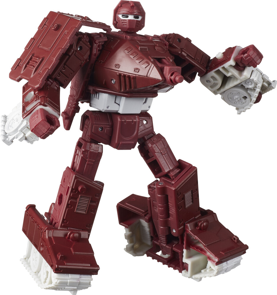 - Hasbro Collectibles - Transformers Generations War For Cybertron KDeluxe Warpath