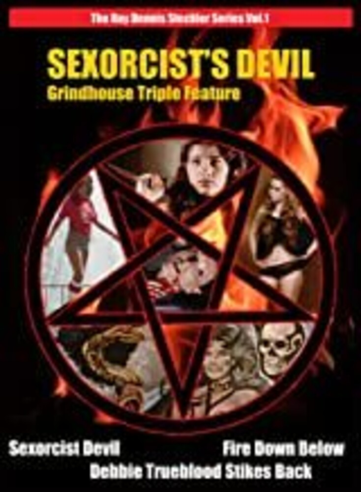 Sexorcist's Devil: Grindhouse Triple Feature - Sexorcist's Devil: Grindhouse Triple Feature