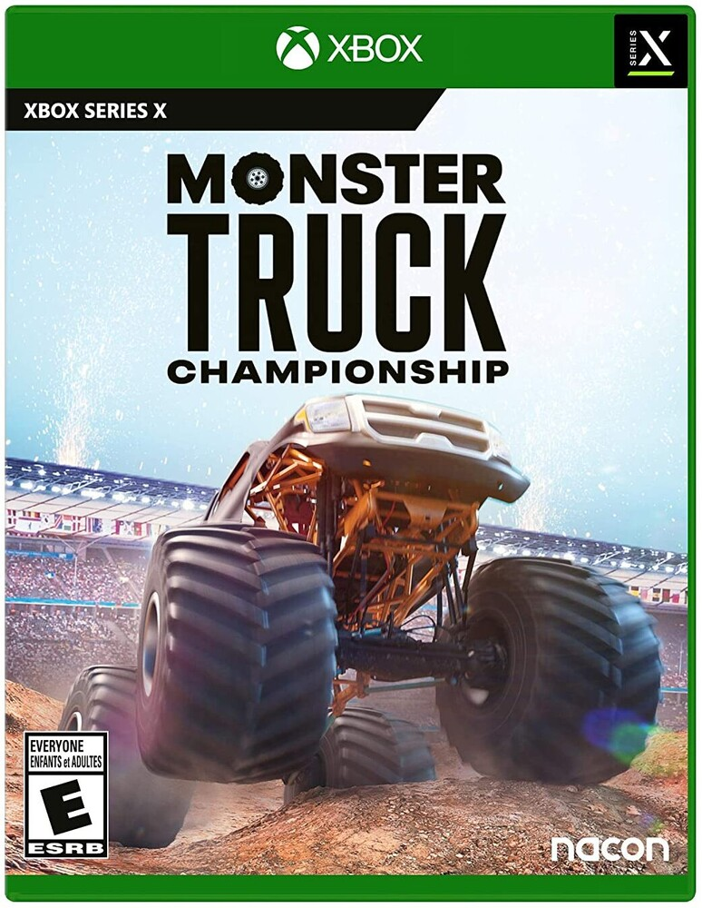 Xbx Monster Truck Championship - Monster Truck Championship for Xbox Series X