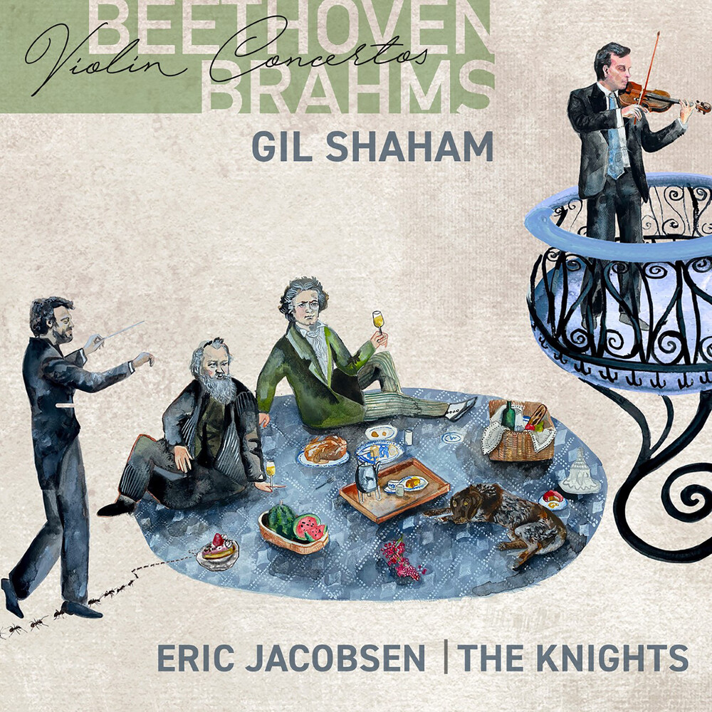 Gil Shaham - Beethoven & Brahms: Violin Concertos