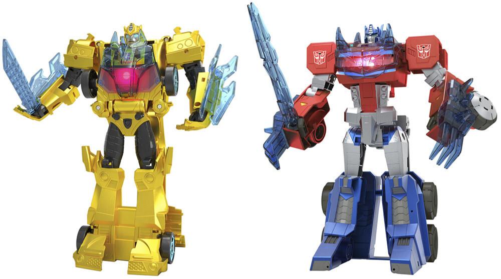Tra Cyberverse Roll and Transform Ast - Hasbro Collectibles - Transformers Cyberverse Roll And TransformAssortment