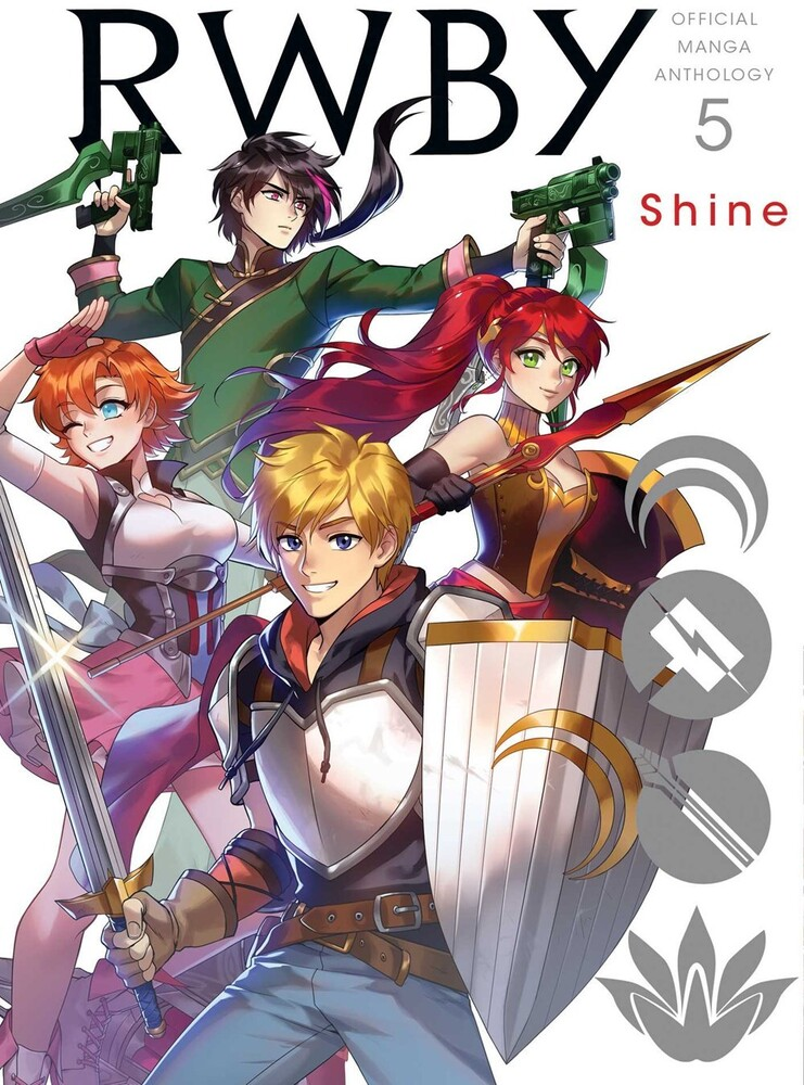 Rooster Teeth Productions - RWBY: Official Manga Anthology, Vol. 5: Shine